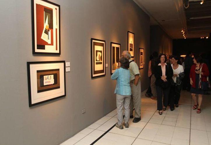 La exposición 'Querido Fernando: Castro Pacheco y García Ponce' permanecerá abierta hasta el domingo en el Centro Cultural Olimpo. (Cortesía)