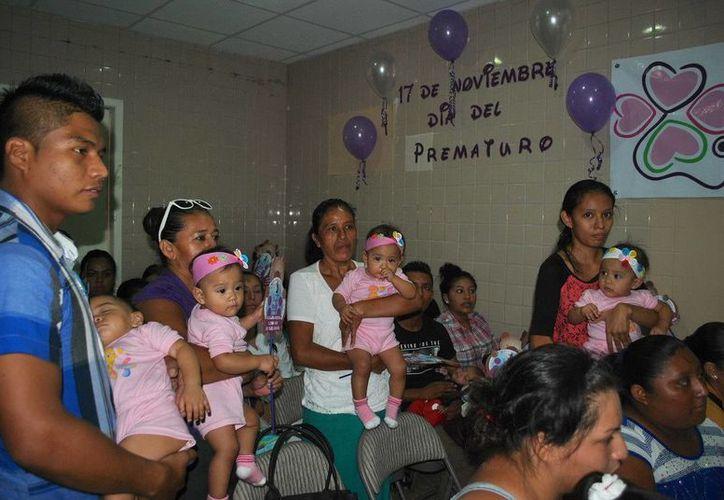 Los nacidos prematuros necesitan ciertos cuidados pues sus órganos aún no están completamente maduros. (Redacción/SIPSE)