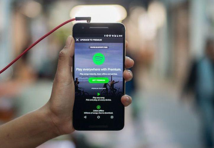 Spotify Lite te permite consultar diversos datos en una de sus opciones. (Internet)