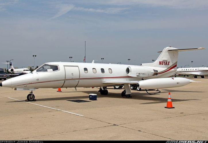 En un jet similar perdió la vida la cantante Jenny Rivera. (airliners.net)