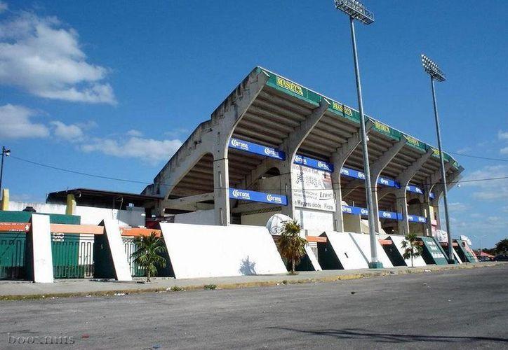 El estadio Kukulcán albergará el próximo 3 de abril el segundo juego de Leones en la temporada y el primero como local. (Milenio Novedades)