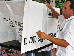 México: listo para crucial jornada electoral