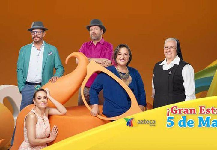 MasterChef Jr. México estrenará el próximo domingo. Los jueces serán los chefs Betty Vázquez, Benito Molina y Adrián Herrera. (Cortesía: TV Azeteca )