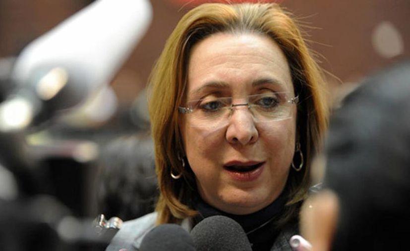 Hay terribles situaciones en la impunidad, asegura Rosi Orozco. (ak47revista.com)