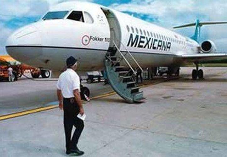 La quiebra de la empresa Mexicana aún puede ser resuelta gracias a un convenio. (Milenio)