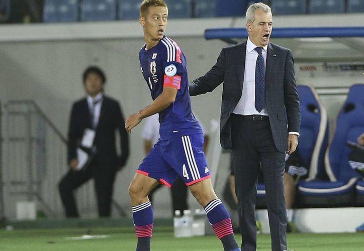 Javier Aguirre y Japón ganaron ante Palestina su primera partido de la fase de grupos de la Copa de Asia. (nacion.com/Foto de archivo)