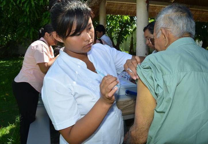 A la semana 43 se han registrado un total de 161 casos de influenza en la entidad. (Redacción/SIPSE)