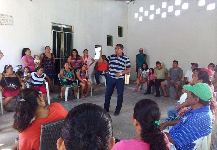 Los pobladores de Puerto Aventuras piden que la Uqroo asesore el cambio de delegación a alcaldía. (Adrián Barreto/SIPSE)
