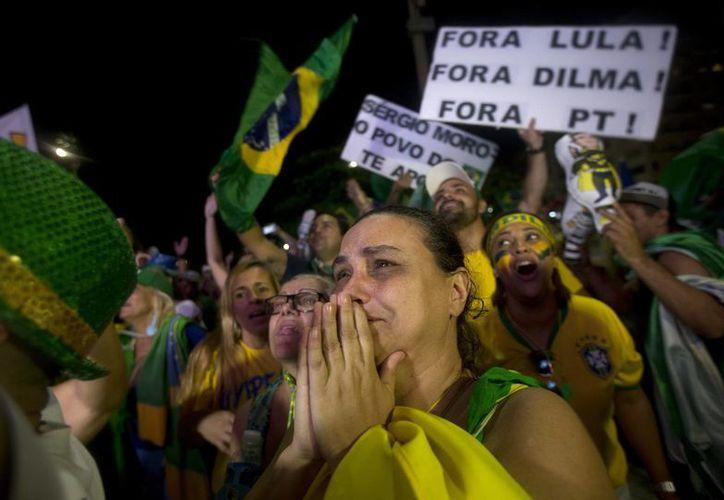A menos de cuatro meses de la inauguración de las olimpiadas, COI asegura que no afecta crisis política. (AP)