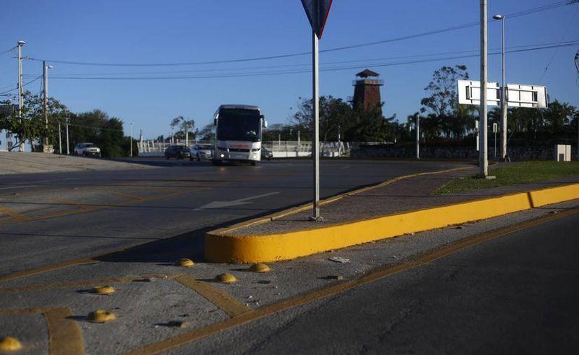Los trabajos avanzará sobre la avenida Kabah y concluirá en la avenida José López Portillo. (Israel Leal/SIPSE)