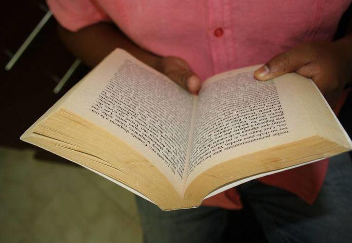 El próximo evento de Libros Libres será el 16 de mayo en el parque La Ceiba. (Octavio Martínez/SIPSE)