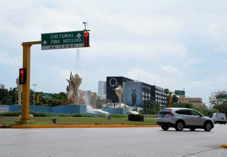 Los eventos se realizarían de El Ceviche hasta la plaza de La Reforma. (Victoria Gonzáles/SIPSE)