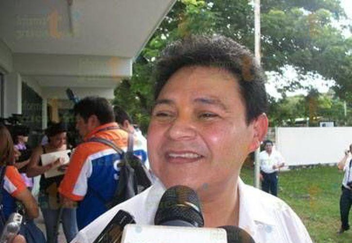 Juan Manuel León León repite como delegado de la PGR en Yucatán. (SIPSE)