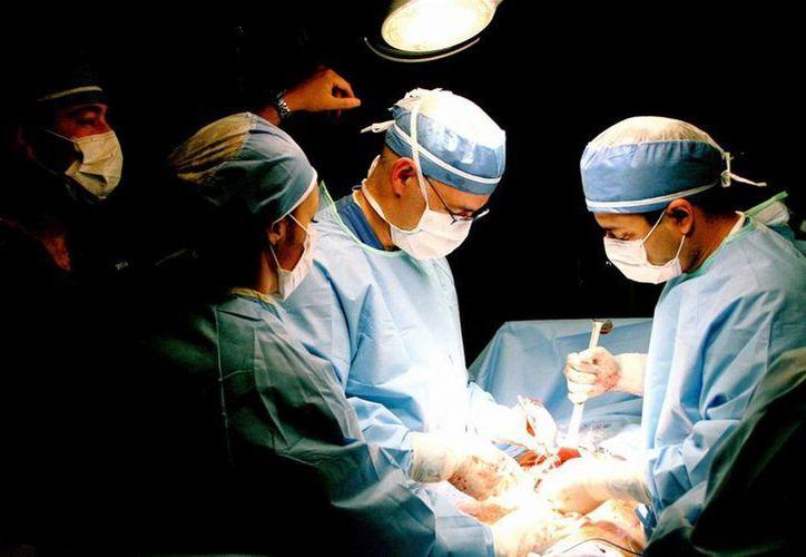 La atención obstétrica en el IMSS se ha fortalecido con capacitación médica. (Milenio Novedades)