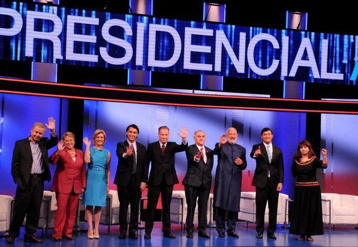 Por primera vez en la historia de Chile se presentan nueve candidatos a la silla presidencial. (EFE/Archivo)