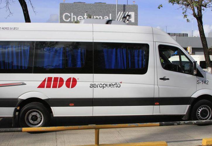 El grupo ADO es la primera ocasión que trabaja con Aeropuertos y Servicios Auxiliares (ASA). (Ángel Castilla/SIPSE)