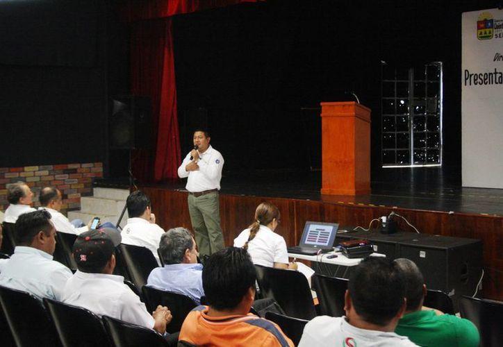 Productores de Solidaridad, Tulum, Benito Juárez y la zona maya se reunieron en Playa del Carmen. (Octavio Martínez/SIPSE)