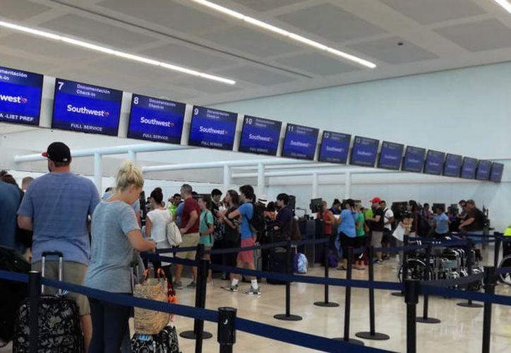 Los vuelos incrementarían la llegada de turistas norteamericanos a este destino turístico. (Paola Chiomante/SIPSE)