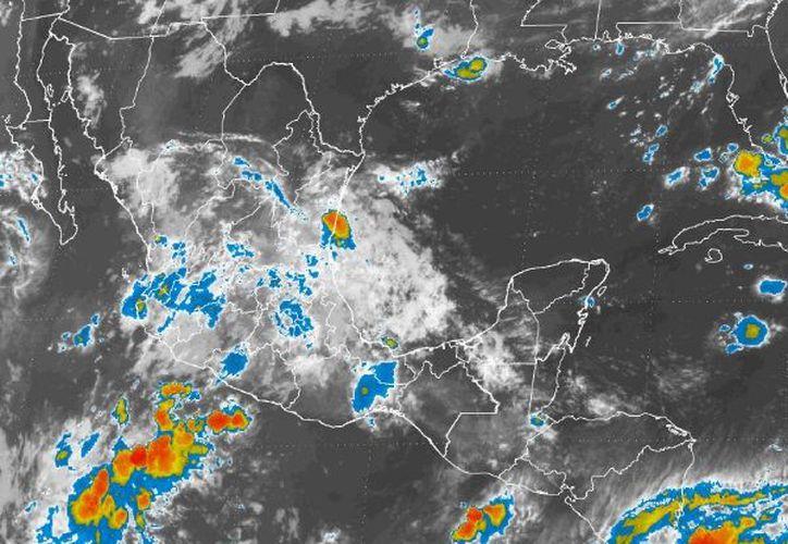 Para hoy se esperan cielo parcialmente cubierto en Chetumal. (Conagua)