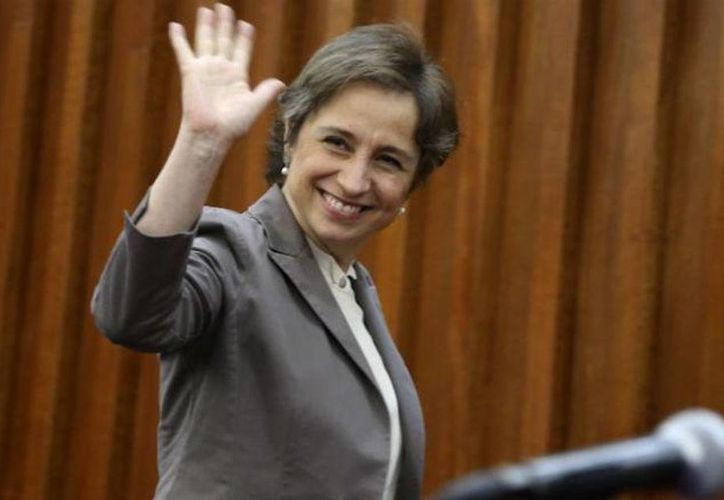 Juez ordena reunión Aristegui-MVS para resolver sus conflictos a través de un arbitraje.  (@AristeguiOnline)