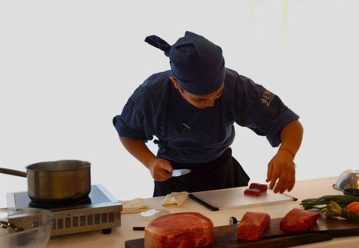 México resultó un mercado muy atractivo para las empresas japonesas que comercializan la carne de res tipo wagyu. (Imagen de contexto/www.japanculture-nyc.com)