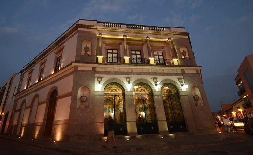 El Senado adquirió por 100 millones de pesos el Teatro de la República, ubicado en la ciudad de Querétaro. (YouTube.com)