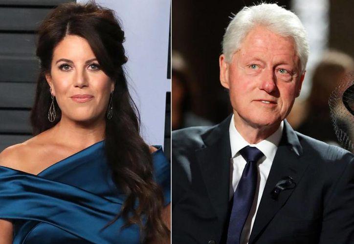 El ex presidente afirmó que no ha hablado con la ex becaria desde el escándalo de acoso en 1998. (Internet)