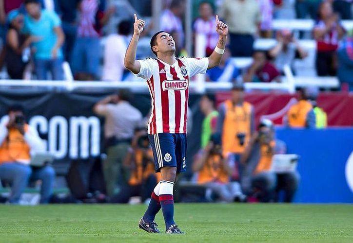 """""""En este deporte siempre tienes que pensar en lo más alto y estar preparado para todo"""" comentó Marco Fabián de la Mora.(Sitio oficial/Marco Fabián)"""