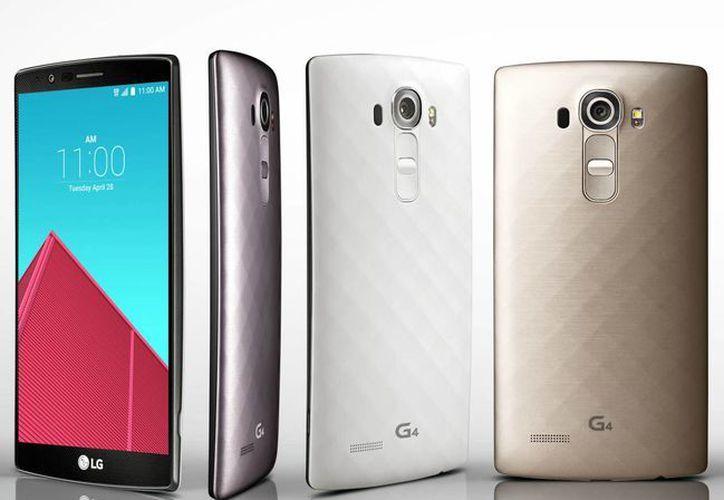 El nuevo teléfono inteligente LG G4 posee una cámara de 16 megapixeles que logra fotos de gran calidad. (Poderpda.com)