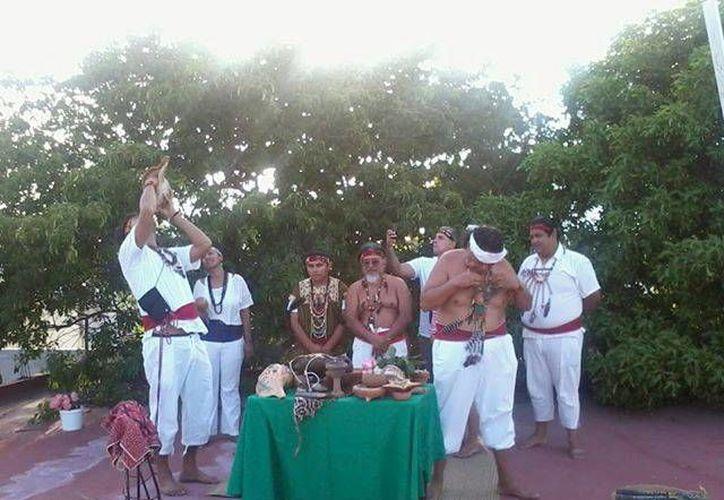 Las actividades estarán a cargo de un grupo de Tulum que se encuentra en Playa del Carmen. (Octavio Martínez/SIPSE)