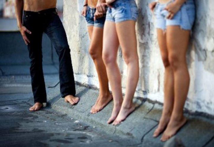 Se estima que existen más de 20 mil víctimas de trata de blancas alrededor del mundo. (Redacción/SIPSE)