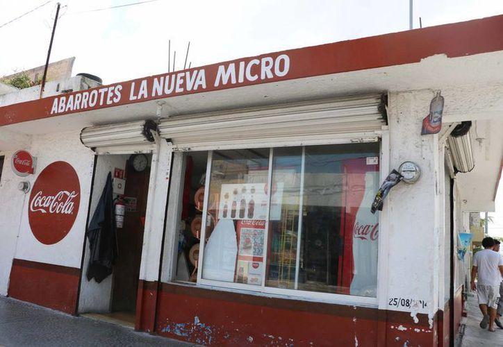 Fueron 80 pequeños negocios los que recibieron los apoyos. (Miguel Ángel Ortiz/SIPSE)