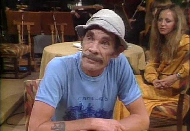 La graciosa entrevista a Don Ramón fue hecha en el programa 'Vamos a ver' en 1982 en Santiago de Chile. (Excelsior)
