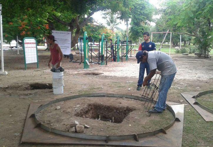 Los trabajos serán compartidos entre el municipio benitojuarense. (Raúl Caballero/SIPSE)