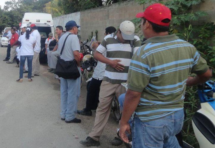 Piden que se cubra la cuota obrero-patronal por seis millones de pesos. (Harold Alcocer/SIPSE)