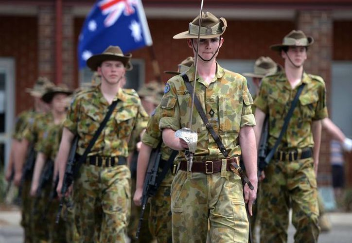 Más de un centenar de las víctimas eran menores en el momento de los hechos. Foto de contexto. (thecourier.com.au)