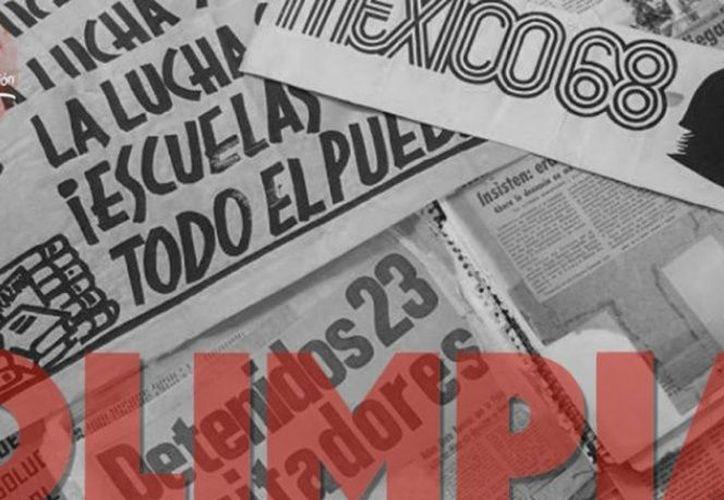 """""""Olimpia"""" es coproducida por la UNAM y Pirexia Films. (Twitter)"""