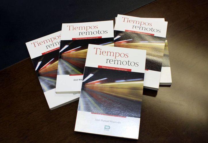 Algunos autores prefieren publicar sus obras sin el apoyo de casas editoriales. Imagen del libro Tiempos remotos de José Manuel Higareda Gutiérrez. (Milenio Novedades)