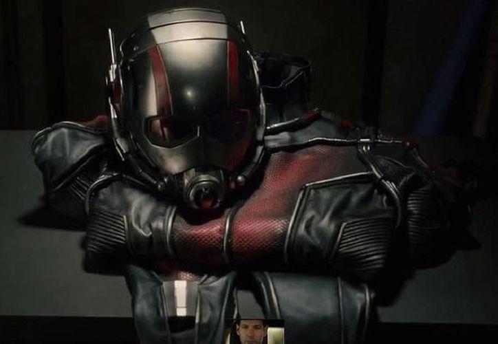 Los actores y actrices que protagonizarán Ant-man son:  Paul Rudd, Evangeline Lilly, Corey Stoll, Bobby Cannavale y Michael Peña. (Captura de pantalla de YouTube)