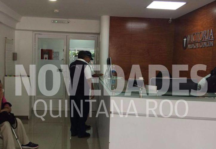 El personal de la Cofepris realizó una clausura parcial en las instalaciones. (Luis Soto/SIPSE)