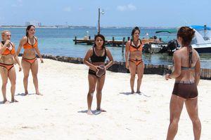 Deporte, música y playa encienden ambiente en Cancún