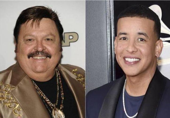 La búsqueda en internet sobre los padres del reggaetonero Daddy Yankee, arroja que su progenitor es Ramón Ayala, el 'rey del acordeón'. (Vanguardia MX)