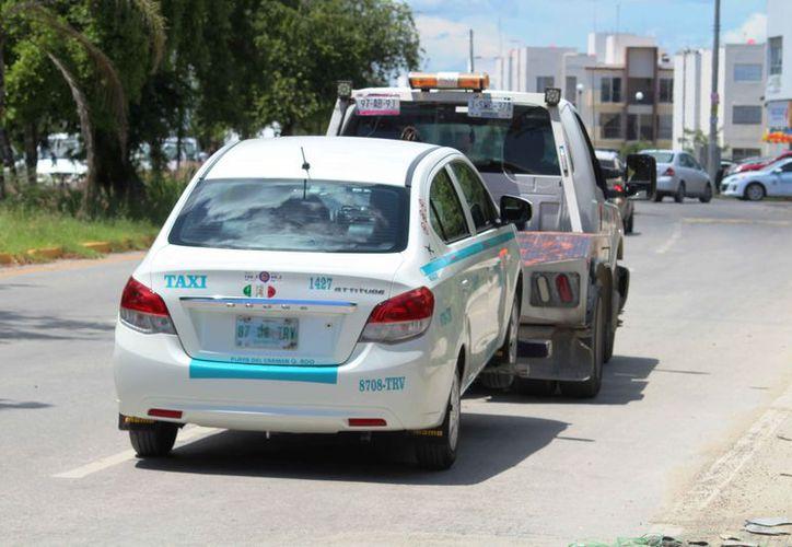 Buscan que personas no capacitadas sigan prestando este servicio. (Foto: Octavio Martínez/SIPSE).