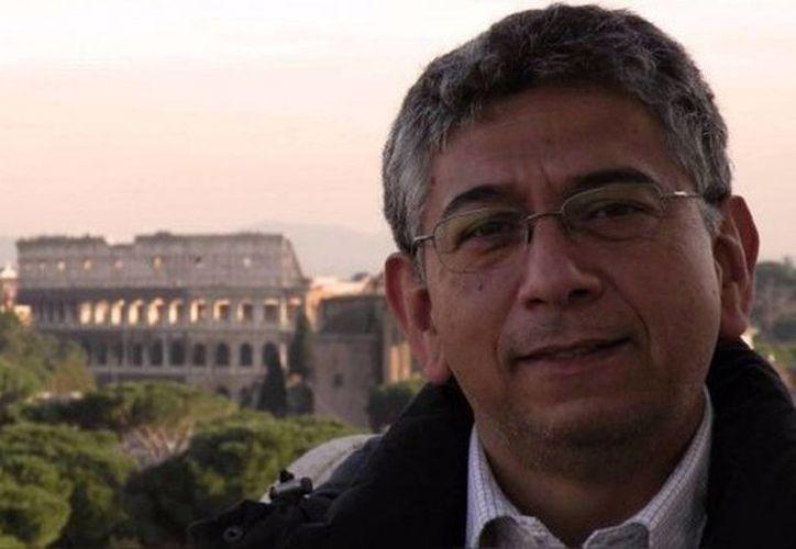 El periodista independiente José Yactayo fue hallado descuartizado y quemado dentro de una maleta en una zona rural del norte de Lima, Perú. (rpp.pe)