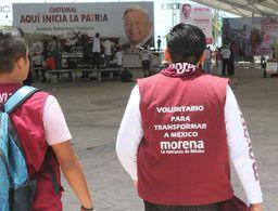Sube Morena como primera fuerza política