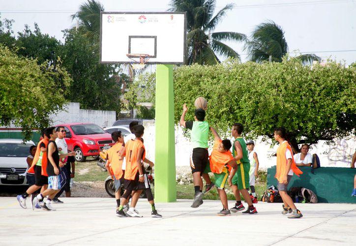 Los menores podrán participar en diferentes disciplinas deportivas. (Cortesía)