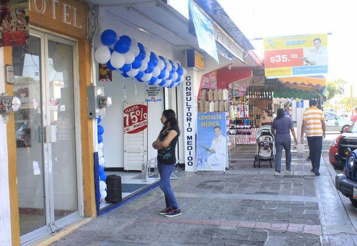 En Quintana Roo, hay un total de 57 mil 186 empresas de todos los tamaños y giros (Harold Alcocer/SIPSE)