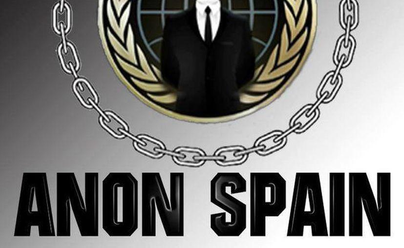 Según Anonymous, integrantes del actual gobierno español tienen nexos con narcotraficantes. (Internet)