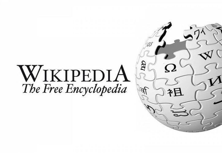 Wikipedia recibe actualmente 31 millones de visitas aproximadamente. (Archivo/Agencias)