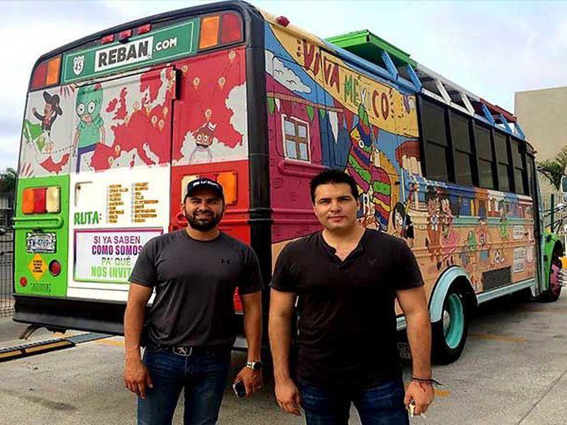 Daniel Garza y Francisco Osorio llevarán un pedacito de México hasta Moscú. (UnoTV)